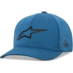 Alpinestars Ageless Sonic Tech Blue/Black Flexfit Hat found on Bargain Bro Philippines from J&P Cycles for $28.95