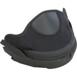 FLY Racing Street Tourist Matte Black Jaw Piece found on Bargain Bro India from J&P Cycles for $24.95