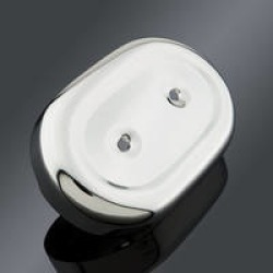 V-Twin Manufacturing Oval Air Cleaner Cover found on Bargain Bro India from J&P Cycles for $43.99