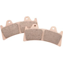 EBC Double-H Sintered Front/Rear Brake Pads found on Bargain Bro India from J&P Cycles for $44.60