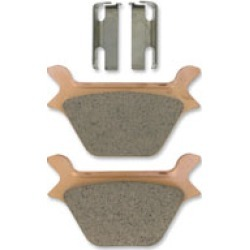 EBC Semi Sintered Rear Brake Pads found on Bargain Bro India from J&P Cycles for $38.30
