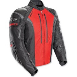 Joe Rocket Men's Atomic 5.0 Red Jacket found on Bargain Bro Philippines from J&P Cycles for $166.49