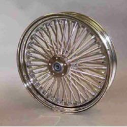 """Ride Wright Fat Spoke Front Wheel, 16"""" x 3.5"""""""