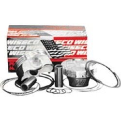 "Wiseco Performance Products Forged Pro Lite Piston Kit, 3.937"" Bore, 11:1"