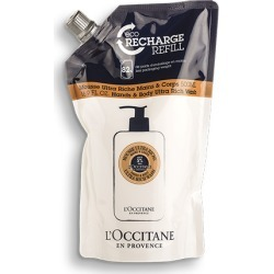 Ultra Rich Hand & Body Wash Refill found on Makeup Collection from L'Occitane UK for GBP 20.05
