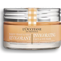 Invigorating Face & Eye Mask found on Makeup Collection from L'Occitane UK for GBP 32.1