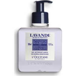 Lavender Cleansing Hand Wash found on Makeup Collection from L'Occitane UK for GBP 17.45