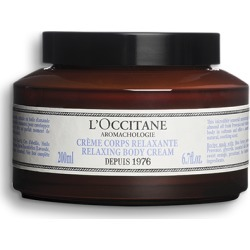 Relaxing Body Cream found on Makeup Collection from L'Occitane UK for GBP 34.62
