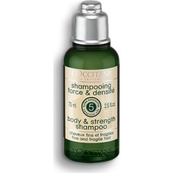 Body & Strength Shampoo (Travel Size) found on Makeup Collection from L'Occitane UK for GBP 6.55