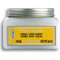 Citrus Verbena Sorbet Body Cream found on Makeup Collection from L'Occitane UK for GBP 37.1
