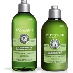 Nourishing Hair Care Duo found on Makeup Collection from L'Occitane UK for GBP 43.45