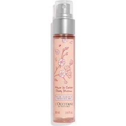 Cherry Blossom Fresh Face Mist found on Makeup Collection from L'Occitane UK for GBP 17.06