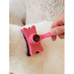 Two Tone Cat Grooming Brush
