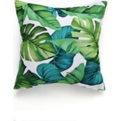 Plant Print Cushion Cover found on Bargain Bro from Sheinside for USD $5.32