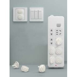 12pcs Baby Safety Socket Protective Cover