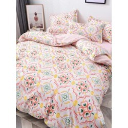 Graphic Bedding Sets Without Filler