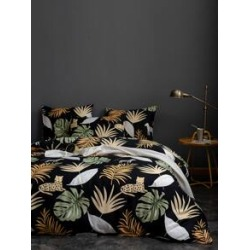 Tropical Print Bedding Sets Without Filler