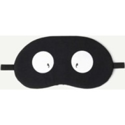 Two Tone Eye Mask found on MODAPINS from Sheinside for USD $2.00