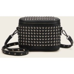 Studded Decor Crossbody Bag found on Bargain Bro India from Sheinside for $13.00
