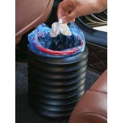 1pc Foldable Trash Can