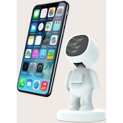 Spaceman Shaped Car Mobile Phone Holder