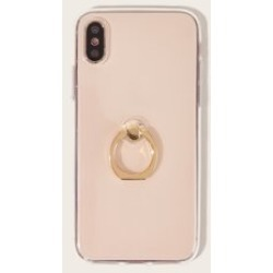 Simple iPhone Case With Ring