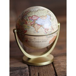 Globe Design Decorative Object found on MODAPINS from SHEIN for USD $13.07
