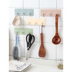 1pc Solid Wall Mounted Hook