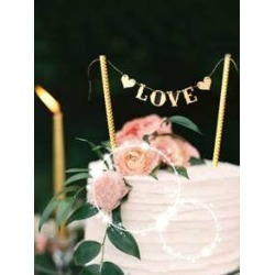 Cake Topper Decoration 1pc found on Bargain Bro Philippines from Sheinside for $2.00