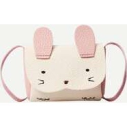 Kids Flap Crossbody Rabbit Bag