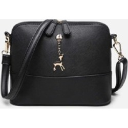 Deer Charm Decor PU Bag found on Bargain Bro India from Sheinside for $11.00