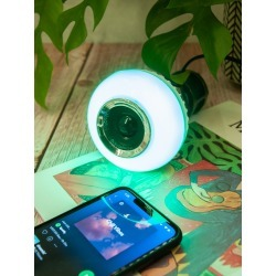 1pc Remote Control Led Light Bulb found on Bargain Bro from SHEIN for USD $6.41
