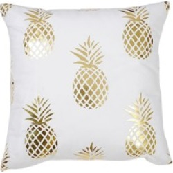 Pineapple Print Cushion Cover found on Bargain Bro from Sheinside for USD $2.28