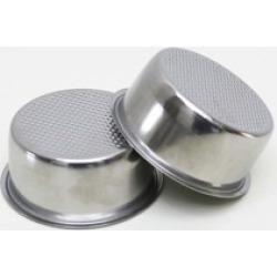 1pc Stainless Steel Coffee Powder Slot