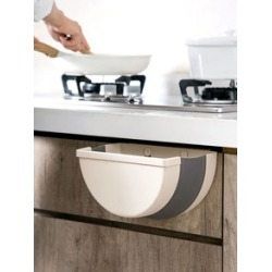 Kitchen Wall Mounted Trash Can