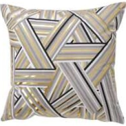 Geometric Pattern Cushion Cover found on Bargain Bro from Sheinside for USD $2.28