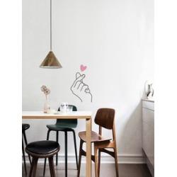 Gesture & Heart Wall Art