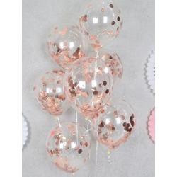 12 Inch Confetti Balloon 10pcs