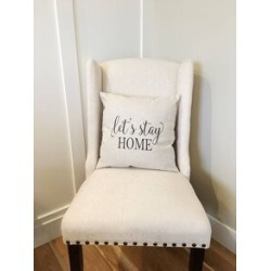 Slogan Graphic Cushion Cover found on Bargain Bro from Sheinside for USD $4.56