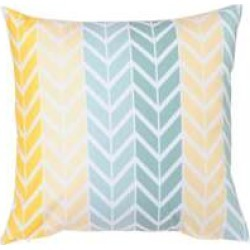 Chevron Pattern Cushion Cover found on Bargain Bro from Sheinside for USD $3.04