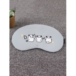 Lovely Panda Print Eye Mask found on MODAPINS from Sheinside for USD $4.00