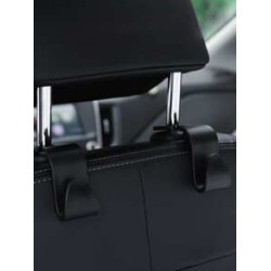 2pcs Car Headrest Hook found on Bargain Bro from Sheinside for $1.00