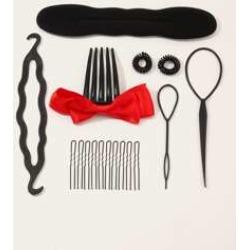 17pcs Toddler Girls Hair Accessories