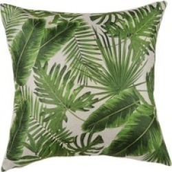 Leaf Print Cushion Cover found on Bargain Bro from Sheinside for USD $2.28