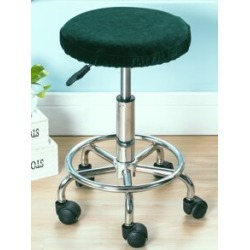 1pc Solid Elastic Round Bar Swivel Chair Cover found on Bargain Bro India from Sheinside for $5.00