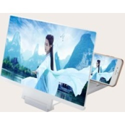 1pc Mobile Phone Video Screen Magnifier