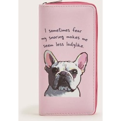 Bulldog Print Purse found on MODAPINS from SHEIN for USD $8.01