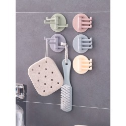 1pc Traceless Rotatable Wall Hook found on Bargain Bro from SHEIN for $0.69