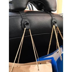 2pcs Car Seat Back Hook found on Bargain Bro from SHEIN for $0.69