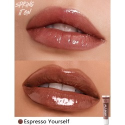 Spring It On Glow Gloss-Espresso Yourself